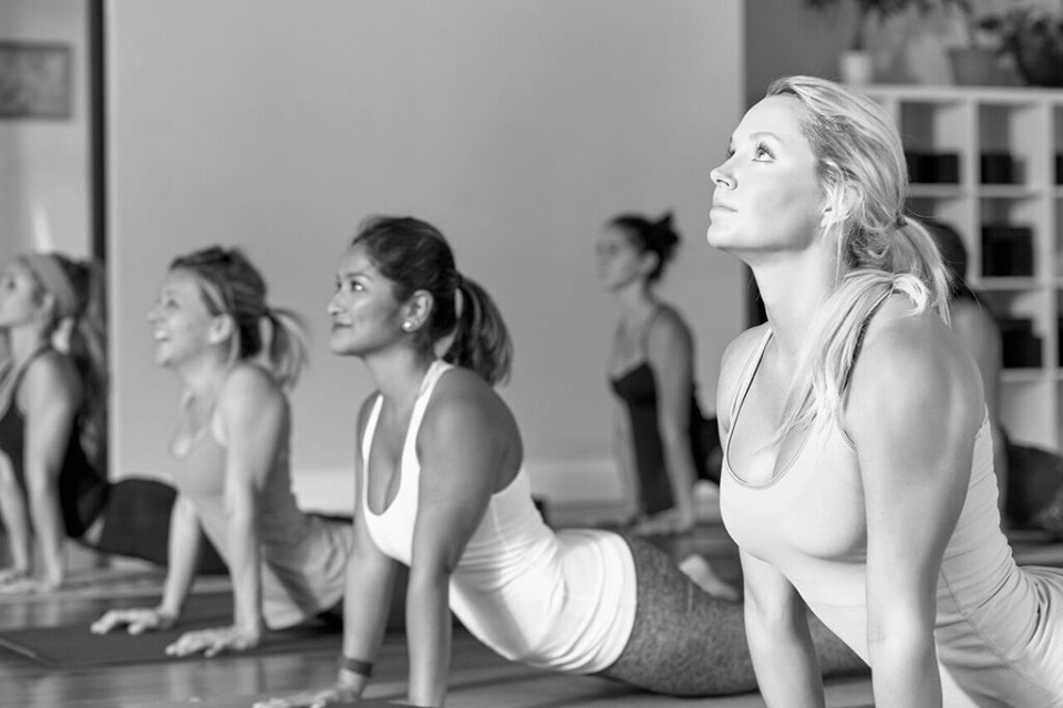 Aerofit Healthclub Yoga Classes